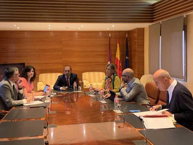 Las Cortes de Castilla-La Mancha respaldan los paros de la 'España vaciada'