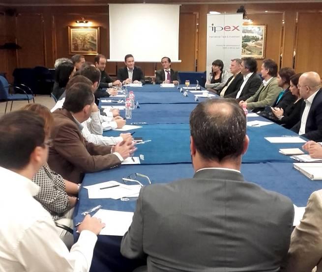 Imagen: FARCAMA recibe una misión comercial de diez compradores llegados de EEUU y distintos países latinoamericanos