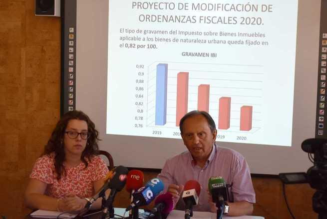La Junta de Gobierno Local de Ciudad Real propone la bajada de tipos de IBI y más bonificaciones en el Impuesto de Vehículos