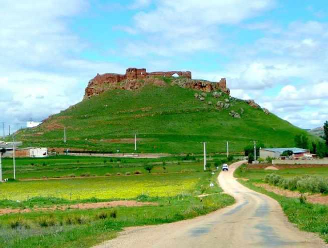 Hispania Nostra saca al castillo de La Estrella en Montiel de su 'Lista roja' del patrimonio