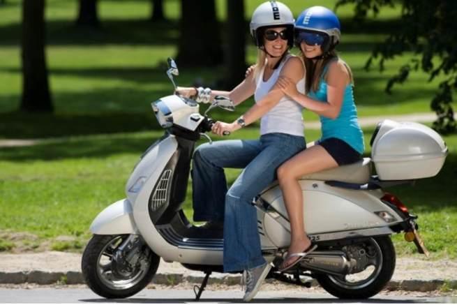 Todas las motos baratas en un comparador muy fácil de utilizar