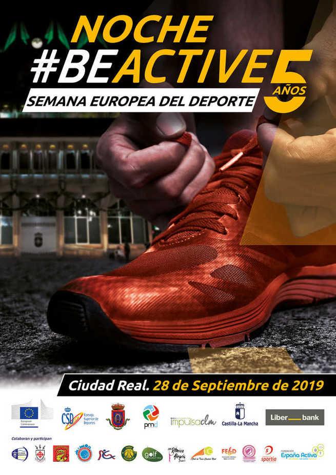 Una carrera urbana y en patines de 3 kilómetros dará comienzo a la #BeActive Night en Ciudad Real