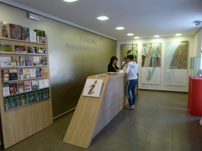 Imagen: La Oficina de Turismo de Manzanares registra 772 consultas en el primer semestre del año