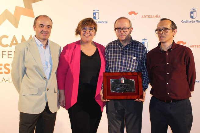 El Gobierno de Castilla-La Mancha muestra su apoyo a la artesanía  como  motor junto al turismo de la economía de Ciudad Real