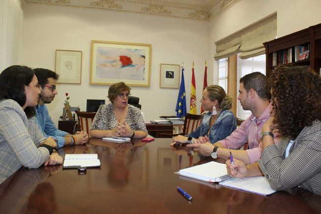 El Gobierno de Castilla-La Mancha destaca el trabajo realizado por AJE Ciudad Real en sus veinticinco años de historia