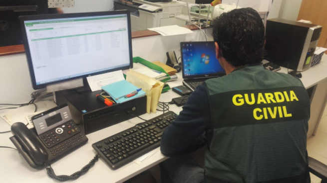 Desarticulado un grupo criminal dedicado a realizar estafas a través de internet a nivel nacional