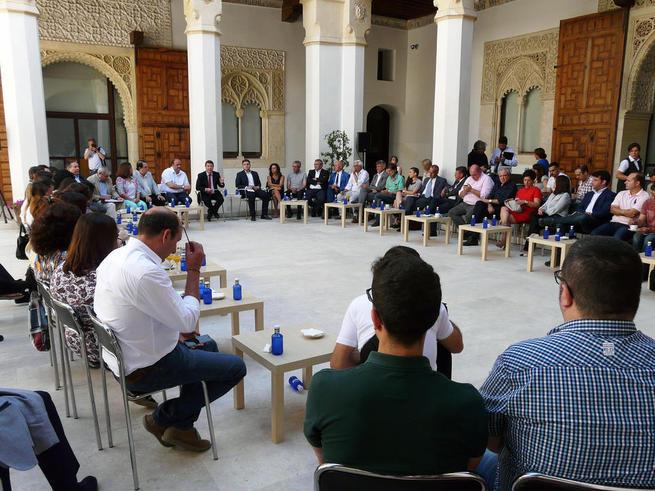 Imagen: García-Page anuncia la próxima aprobación de la Ley de Promoción de Zonas Especiales
