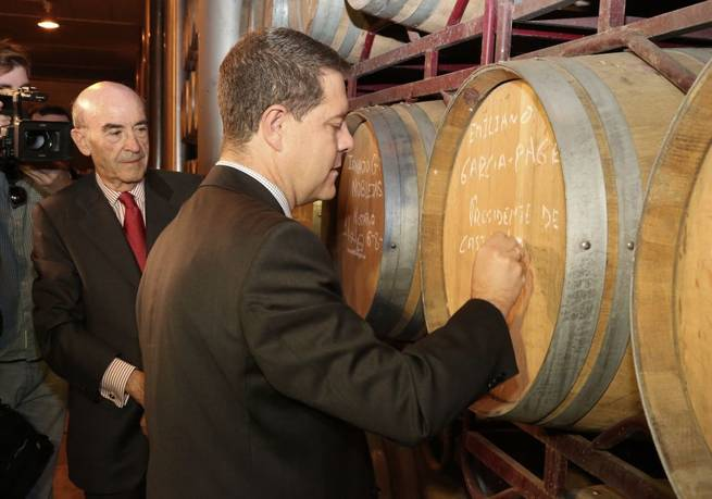 Imagen: El Gobierno regional apuesta por la integración comercial de las cooperativas en Castilla-La Mancha