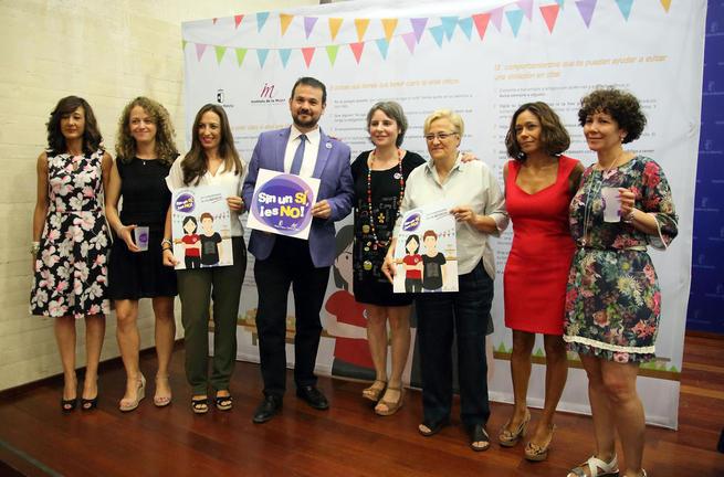 Imagen: El Gobierno regional pone en marcha la primera campaña en España de concienciación para prevenir la 'violación en cita'