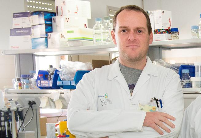 Científicos del Hospital de Parapléjicos participan en un estudio que logra frenar el avance de la esclerosis múltiple experimental en ratones