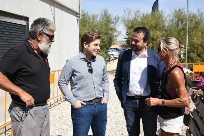 El Gobierno regional aprobará una orden de ayudas al deporte para la promoción de grandes eventos que lleven el nombre de Castilla-La Mancha por el mundo