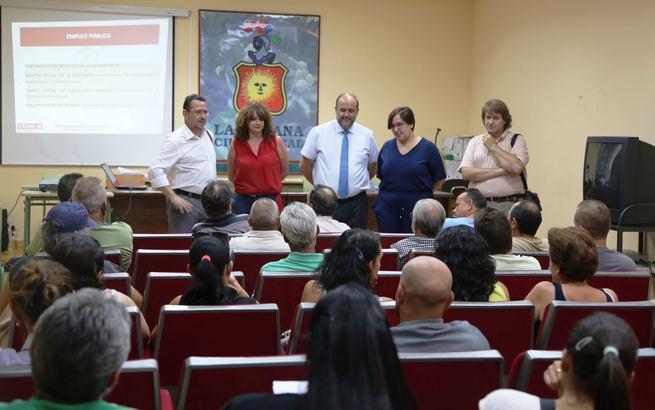 Los ayuntamientos acogidos al Plan de Empleo del Gobierno de Castilla-La Mancha ya pueden solicitar ayudas para el pago de materiales