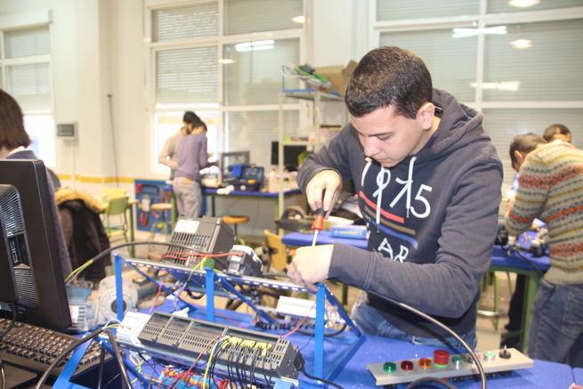 El Gobierno regional regula y convoca la oferta de enseñanzas modulares en ciclos formativos de Formación Profesional