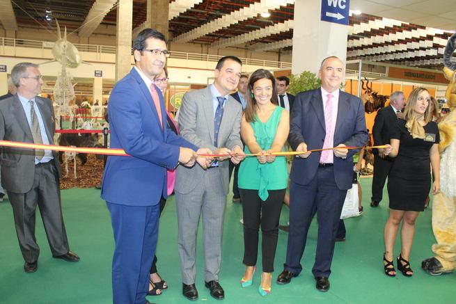 El Gobierno de Castilla-La Mancha impulsa la promoción del turismo cinegético a través de FECIRCATUR