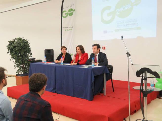 El Gobierno regional impulsará cinco nuevo espacios de coworking en Albacete, Ciudad Real, Puertollano, Talavera de la Reina y Toledo