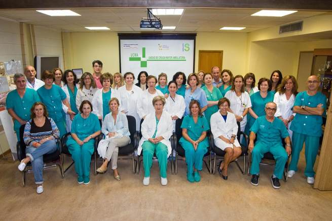 La Unidad de Cirugía Mayor Ambulatoria del Hospital de Toledo celebra su XXV aniversario con un Congreso Internacional