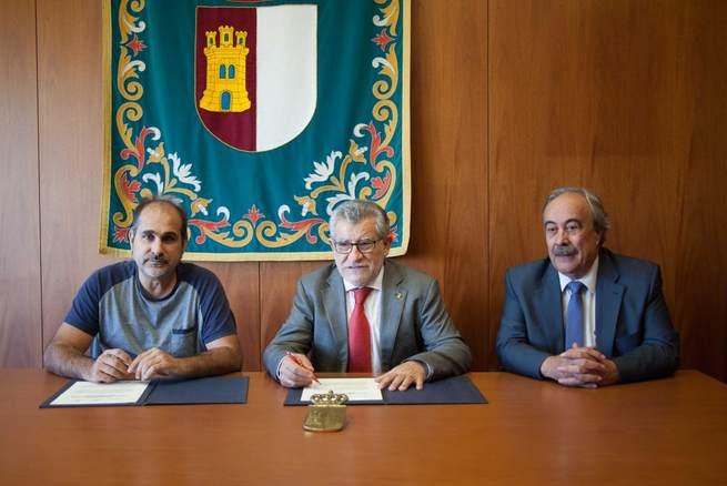 Castilla-La Mancha firma un convenio de colaboración con la asociación Cinefilia para la organización del Festival de Cine Solidario de Guadalajara