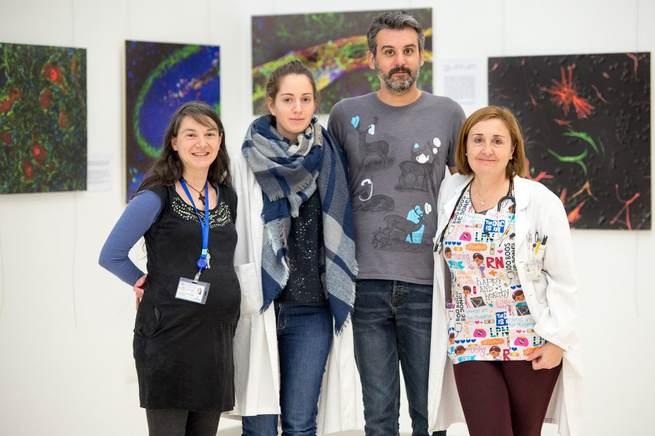 Dos investigadores de Parapléjicos presentan un proyecto para la reconexión neural en el Congreso de la Sociedad Española de Neurociencias