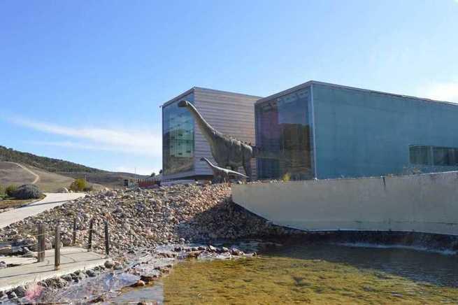 El Gobierno regional espera que el Museo Paleontológico de Castilla-La Mancha termine el año con cerca de 80.000 visitas