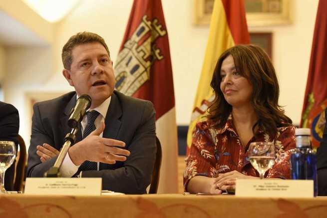 El presidente regional aplaude la decisión del Estado de investigar los más de 73 millones de euros invertidos en el ATC de Villar de Cañas