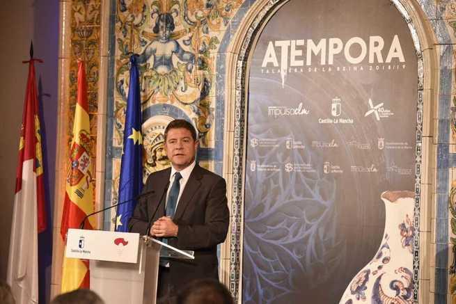 Talavera acogerá un espectáculo de luz y sonido, previsiblemente en noviembre, para celebrar el 40º aniversario de la Constitución Española