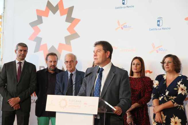 El presidente García-Page anuncia que Cuenca acogerá la próxima edición de FARCAMA Primavera en mayo de 2019