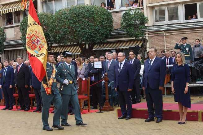 El Gobierno regional destaca que la unidad de España es garantía del principio de igualdad de oportunidades de todos los españoles