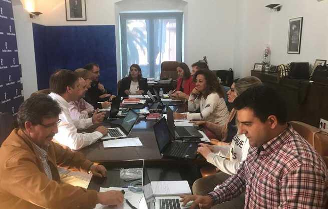 El próximo viernes se presenta el vídeo mapping dedicado al 40 Aniversario de la Constitución con la proyección de hasta ocho pases en Talavera