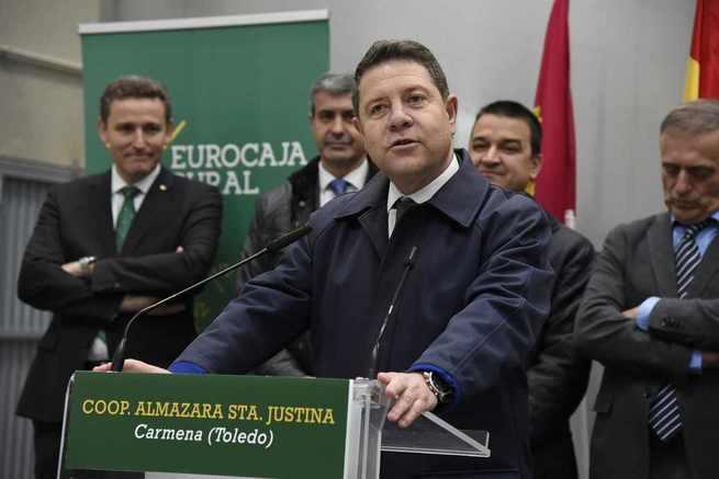 """El presidente de Castilla-La Mancha califica de """"indecencia para un país democrático"""" la actitud de Gabriel Rufián en el Congreso"""