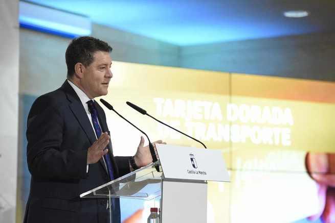 """El Gobierno regional pondrá en marcha la 'Tarjeta Verde' de transporte para personas con discapacidad """"en la primera parte"""" de 2019"""