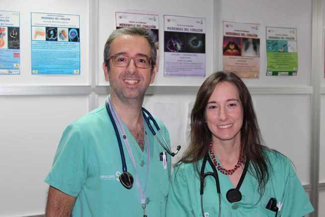 Más de 120 personas se benefician de la consulta de revisión precoz de Cardiopatía isquémica del Complejo Hospitalario Universitario de Albacete