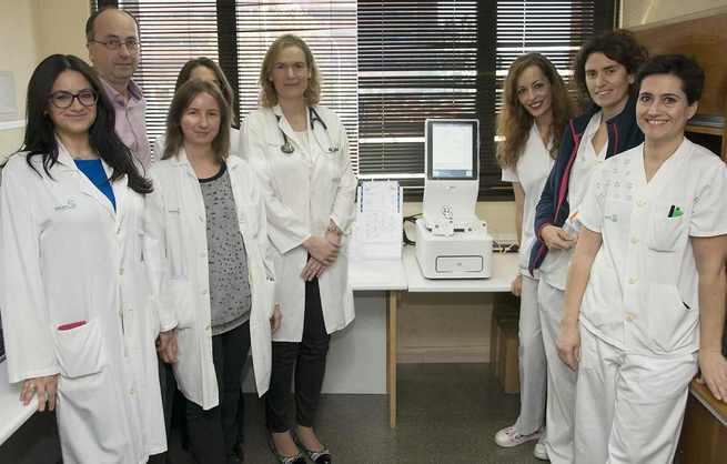 El Hospital de Guadalajara incorpora la tecnología PCR en tiempo real para el estudio de biomarcadores en pacientes con cáncer de colon metastásico