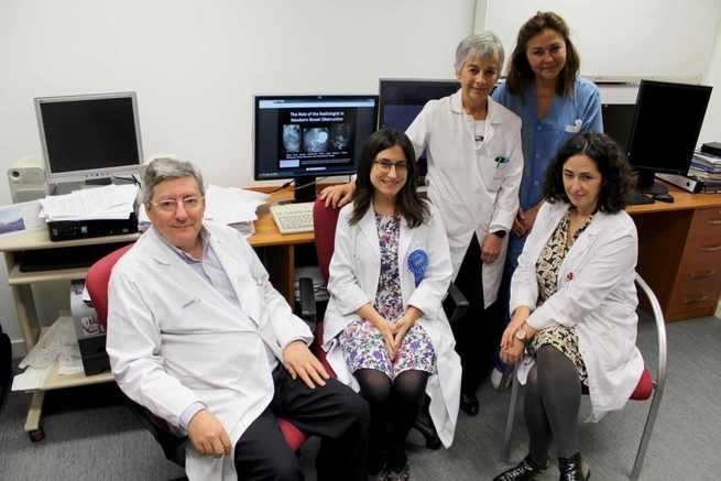 Radiólogos del Hospital de Toledo, premiados en Chicago con la máxima distinción en el Congreso de Radiología más importante de la especialidad