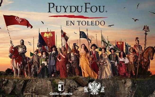 Más de 300 personas han registrado su candidatura en la oficina virtual de Empleo de la Junta para trabajar en Puy du Fou