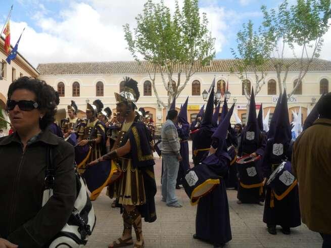 El Gobierno regional declara fiestas de Interés Turístico Regional la Semana Santa de Villacañas y la fiesta del Santo Niño Perdido de Valdenuño