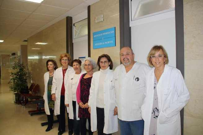 El Servicio de Información y Atención al Paciente de la Gerencia de Cuenca logra obtener el certificado de calidad ISO 90001:2015