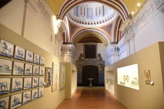 La exposición 'aTempora Talavera' llega a los 40.000 visitantes al cumplir los tres meses de apertura al público