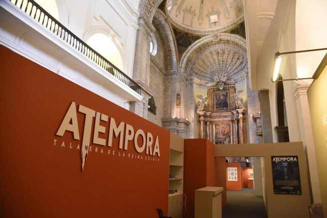 Más de 4.000 alumnas y alumnos de 45 centros educativos de la región han visitado estos meses la exposición 'aTempora Talavera'