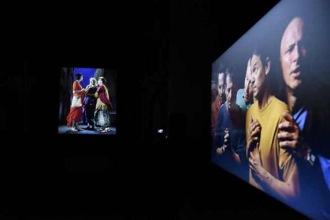 La exposición 'Vía Mística', del artista neoyorquino Bill Viola, supera los 25.000 visitantes en su décima semana de apertura al público