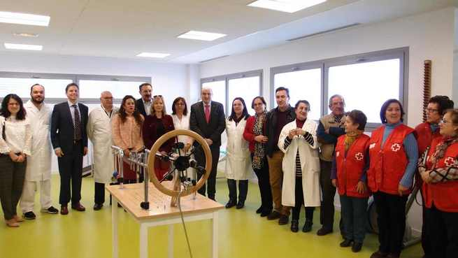 El consultorio local de Villanueva de la Fuente tendrá servicio de Fisioterapia