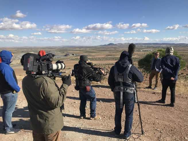 Castilla-La Mancha participa con stand propio en 'FITUR Cine' a través de la Film Commission  FITUR ofrece una importante plataforma para conectar la industria turística y la cinematográfica, con la c