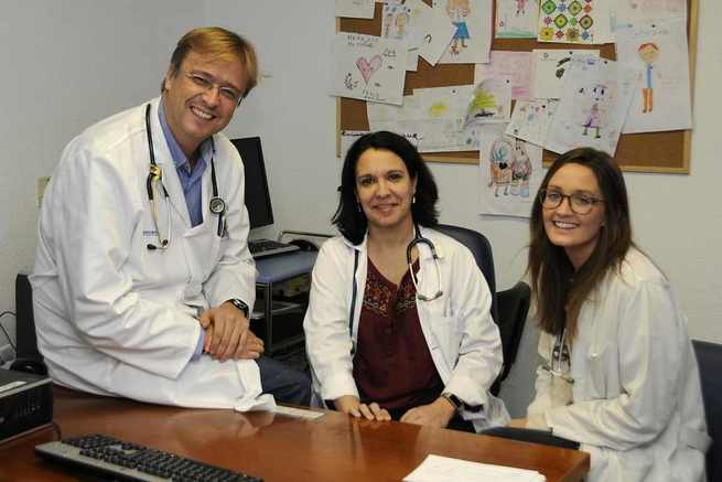 Pediatras de todo el mundo valoran el trabajo presentado por el servicio de Pediatría de Guadalajara durante el Congreso 'Excellence in Pediatrics'