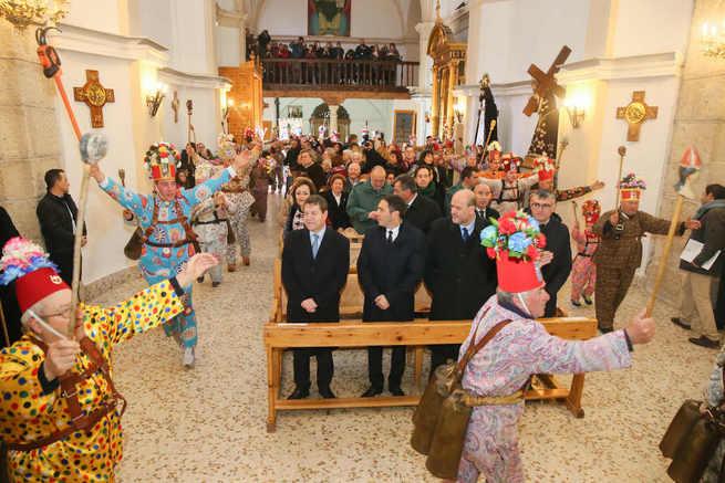 El Gobierno de Castilla-La Mancha respaldará que 'La Endiablada' sea declarada Fiesta de Interés Turístico Nacional