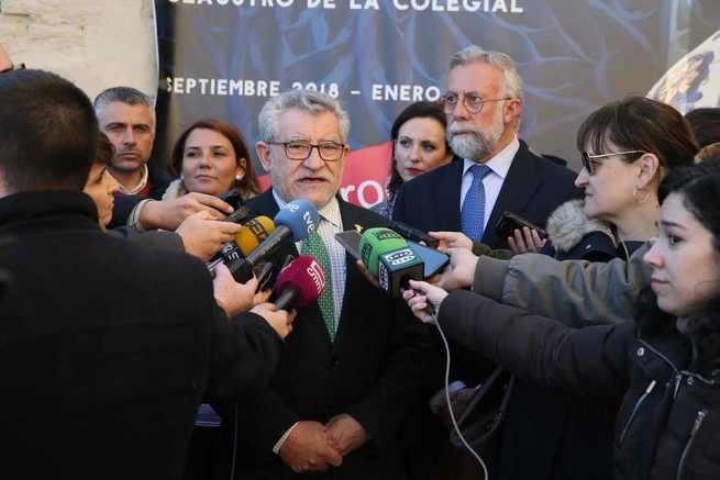 El próximo Consejo de Gobierno tomará conocimiento de la declaración del Conjunto Histórico y de los Jardines del Prado de Talavera de la Reina como BIC