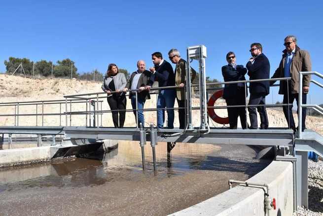 Inaugurada la Estación Depuradora de Aguas Residuales (EDAR) de Horche