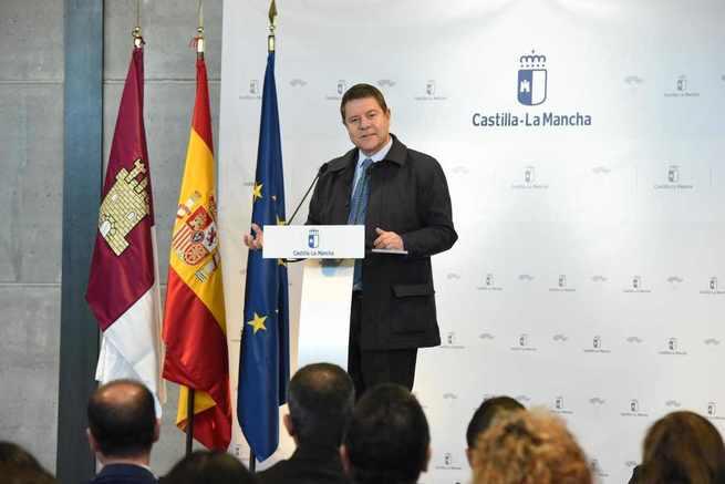 El Gobierno regional presentará a mediados de marzo una denuncia ante la Unión Europea contra los planes hidrológicos y el trasvase Tajo-Segura