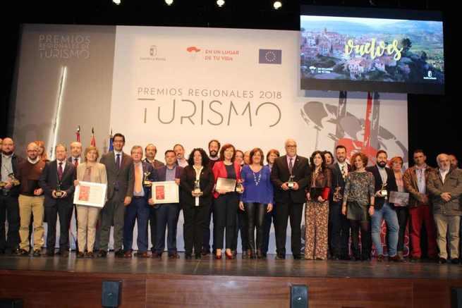 Los tres años seguidos de record en viajeros y pernoctaciones en la región, demuestran la apuesta de Castilla-La Mancha por el turismo