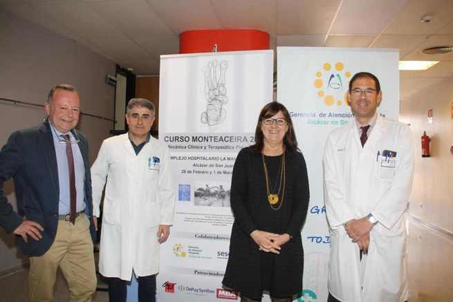 El Gobierno de Castilla-La Mancha destaca la calidad de los servicios de Cirugía Ortopédica y Traumatología de los centros sanitarios públicos de la región