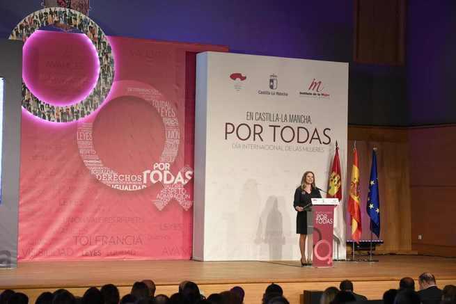 El Gobierno regional destaca el movimiento feminista como clave en los avances en materia de igualdad