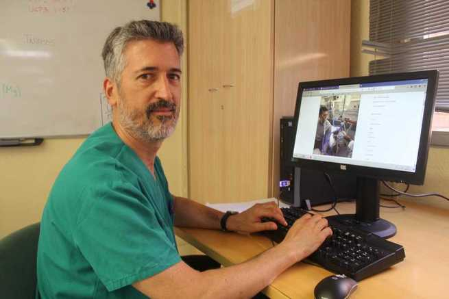 Un médico intensivista del Hospital de Toledo participa en la elaboración de la guía internacional de oxigenoterapia en pacientes críticos